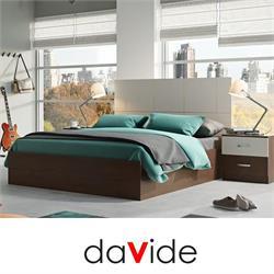 מיטה זוגית דגם קמפוס