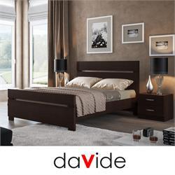 מיטה זוגית דגם קרן במגוון צבעים