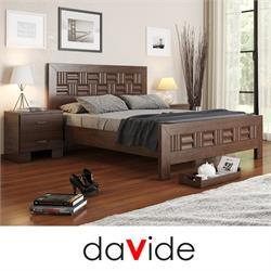 מיטה זוגית מעוצבת דגם GALIM