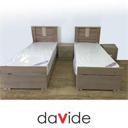 מיטה יהודית עם הפרדה יהודית  דגם נחלים