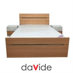 מיטה זוגית  דגם קרנית
